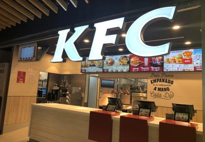 Reforma de KFC Zaragoza
