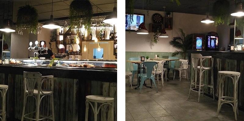 Reforma de restaurante en Zaragoza