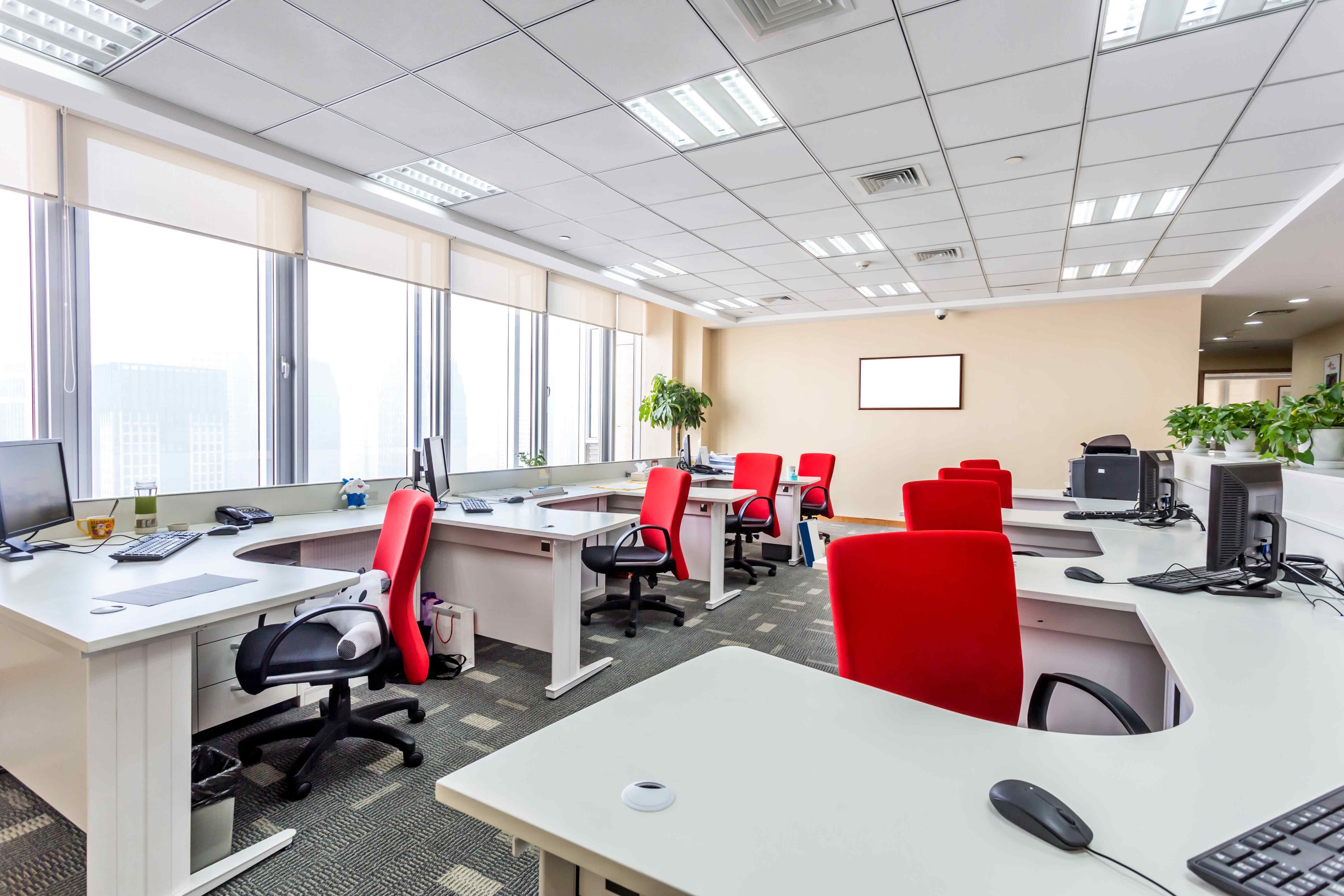 Reforma de oficinas en Zaragoza